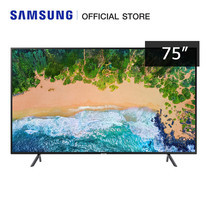 Samsung UHD 4K Smart TV UA75NU7100KXXT (2018) ขนาด 75 นิ้ว