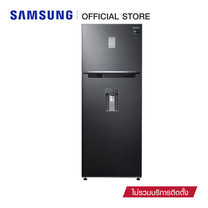 Samsung ตู้เย็น 2 ประตู RT46K6855BS/ST ระบบ Twin Cooling Plus (439 ลิตร)