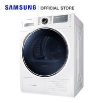 Samsung เครื่องอบผ้า ประหยัดพลังงาน A+++ ขนาด 9 กก. รุ่น DV90H8000HW (พร้อมขาตั้ง)