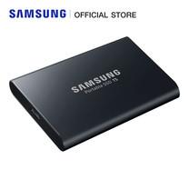 Samsung Portable SSD T5 - 2TB รุ่นMU-PA2T0B