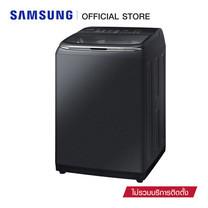Samsung เครื่องซักผ้าฝาบน Activ dualwash ขนาด 21 กก. รุ่น WA21M8700GV