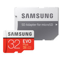 Samsung EVO Plus Micro SD Card 95 MB/s (SD adapter) 32GB
