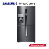 Samsung ตู้เย็น Side by Side RF56K9040SG/ST ระบบ Triple Cooling (564 ลิตร)
