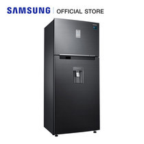Samsung ตู้เย็น 2 ประตู RT53K6655BS/ST พร้อมด้วย Twin Cooling Plus 526 L