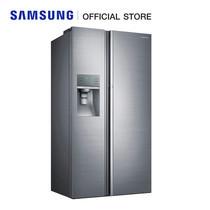 Samsung ตู้เย็น Side by Side RH77J90407F พร้อมด้วย Food Show Case 800 L