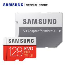 Samsung EVO Plus Micro SD Card 100 MB/s (SD adapter) 128GB