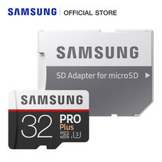 Samsung PRO Plus Micro SD Card 100 MB/s (SD adapter) 32GB