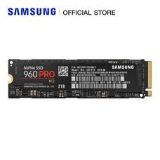 Samsung SSD 960 PRO NVMe M.2 (2TB) MZ-V6P2T0BW