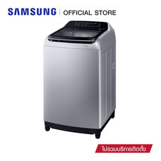 Samsung เครื่องซักผ้าฝาบน WA15N6780CS พร้อมด้วย Activ Dualwash 15 กก.