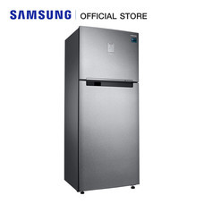 Samsung ตู้เย็น 2 ประตู RT46K6740SL/ST พร้อมด้วย Twin Cooling Plus 440 L