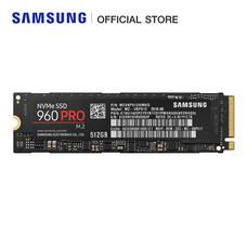 Samsung SSD 960 PRO NVMe M.2 (512GB) mz-v6p512bw
