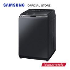 Samsung เครื่องซักผ้าฝาบน Activ dualwash ขนาด 18 กก. รุ่น WA18M8700GV