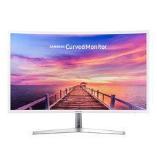 Samsung CURVED Monitor 31.5 นิ้ว รุ่น LC32F397FWEXXT