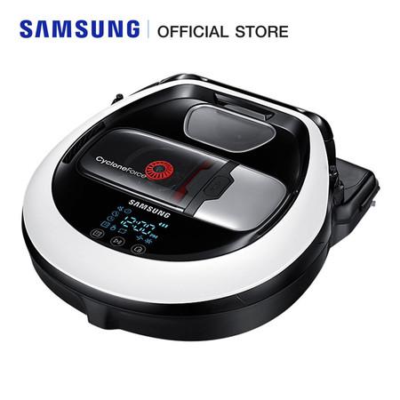 Samsung POWERbot หุ่นยนต์ดูดฝุ่นแรงดูด 10 วัตต์ รุ่น VR10M7020UW/ST