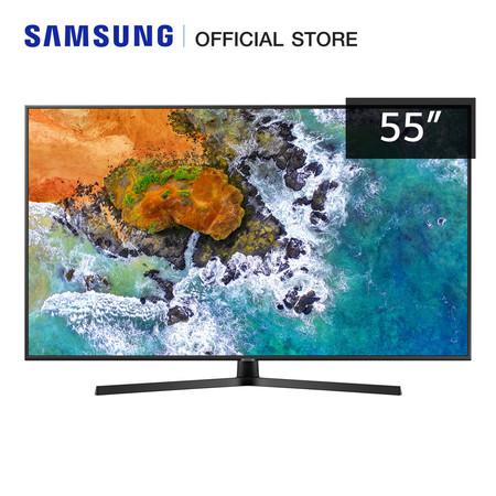Samsung UHD 4K Smart TV รุ่น UA55NU7400KXXT (2018) ขนาด 55 นิ้ว