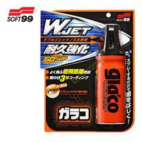 SOFT99 น้ำยาเคลือบกระจก Glaco W.Jet Strong 180 ml