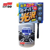 Soft 99 น้ำยาทำความสะอาด &เคลือบล้อแม็กซ์ # 02042[02044] (LTC)