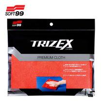 SOFT99 ผ้าไมโครไฟเบอร์แบบชนิดพิเศษ TRIZEX Premium Cloth
