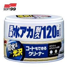 Soft 99 น้ำยาเคลือบสีทำความสะอาดพร้อมแว็กซ์ # 00287 (LTC)