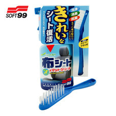 SOFT99 น้ำยาทำความสะอาดเบาะกำมะหยี่/พรม 400 ml