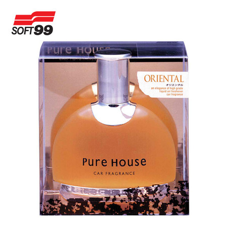 SOFT99 น้ำหอมปรับอากาศในรถยนต์ Pure House Car Fragrance กลิ่น ORIENTAL 100 ml