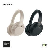 Sony หูฟังไร้สาย รุ่น Sony WH-1000XM4 Wireless Headphone Active Noise Canceling