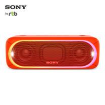 Sony Wireless Speaker Extra Bass รุ่น SRS-XB30 (ลำโพงบลูทูธกันน้ำ IPX5) - Red