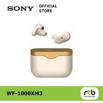 Sony หูฟังไร้สาย รุ่น WF-1000XM3 True Wireless Active Noise Canceling - Silver
