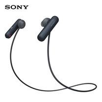 หูฟังไร้สาย Sony WI-SP500 Wireless In-Ear Sports Headphones - Black