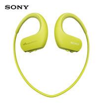 Sony หูฟังออกกำลังกาย Sport walkman รุ่น NW-WS413 - Green (Lime)