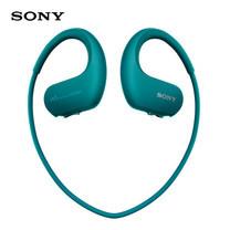 Sony หูฟังออกกำลังกาย Sport walkman รุ่น NW-WS413 - Blue