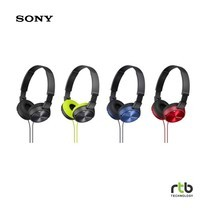Sony หูฟัง MDR-ZX310AP Series Sound Monitoring Headphones