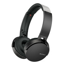 Sony หูฟังบลูทูธ EXTRA BASS Bluetooth Headphone รุ่น MDR-XB650BT - Black