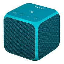 Sony ลำโพงบลูทูธแบบพกพา Extra bass รุ่น X11 wireless speaker - Blue