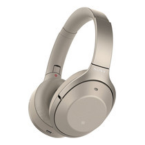 Sony หูฟังไร้สาย Noise Cancelling Headphones รุ่น WH1000XM2 - Gold