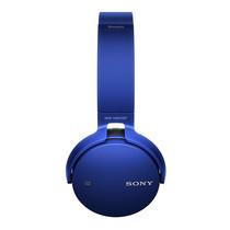 Sony หูฟังบลูทูธ EXTRA BASS Bluetooth Headphone รุ่น MDR-XB650BT - Blue