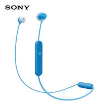 หูฟังไร้สาย Sony WI-C300 Wireless In-Ear Headphones -Blue