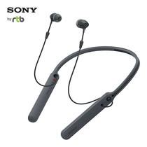Sony หูฟังไร้สาย Inear with Mic. Wireless รุ่น WI-C400 - Black