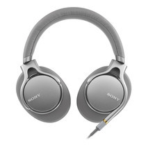 หูฟัง Sony MDR-1AM2 Hi-Res Headphones with Heavyweight Bass and Beat Response Control - Silver
