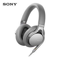 หูฟัง Sony MDR-1AM2 Hi-Res Headphones with Heavyweight Bass and Beat Response Control - Silver