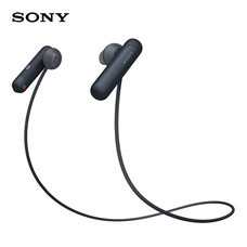 หูฟังไร้สาย Sony WI-SP500 Wireless In-Ear Sports Headphones - Black