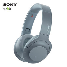 SONY หูฟังแบบไร้สาย Hi-Res Noise Cancelling Wireless Headphone รุ่น WH-H900N - Blue
