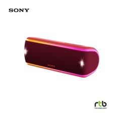 Sony รุ่น SRS-XB31 ลำโพงบลูทูธกันน้ำ   - Red