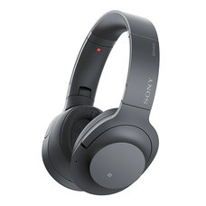 SONY หูฟังแบบไร้สาย Hi-Res Noise Cancelling Wireless Headphone รุ่น WH-H900N - Black