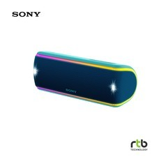 Sony รุ่น SRS-XB31 ลำโพงบลูทูธกันน้ำ - Blue