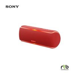 Sony รุ่น SRS-XB21 ลำโพงบลูทูธกันน้ำ - Red