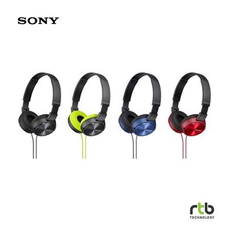 Sony หูฟัง MDR-ZX310AP Series Sound Monitoring Headphones