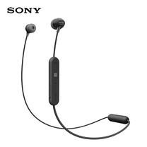 หูฟังไร้สาย Sony In-ear Wireless รุ่น WI-C300 - Black