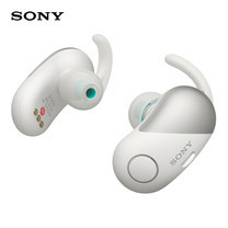 หูฟังบลูทูธ Sony สำหรับออกกำลังกาย Truly Wireless รุ่น WF-SP700N - White