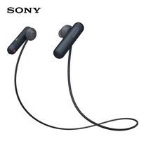 หูฟังบลูทูธ Sony สำหรับออกกำลังกาย In-Ear Wireless รุ่น WI-SP500 - Black
